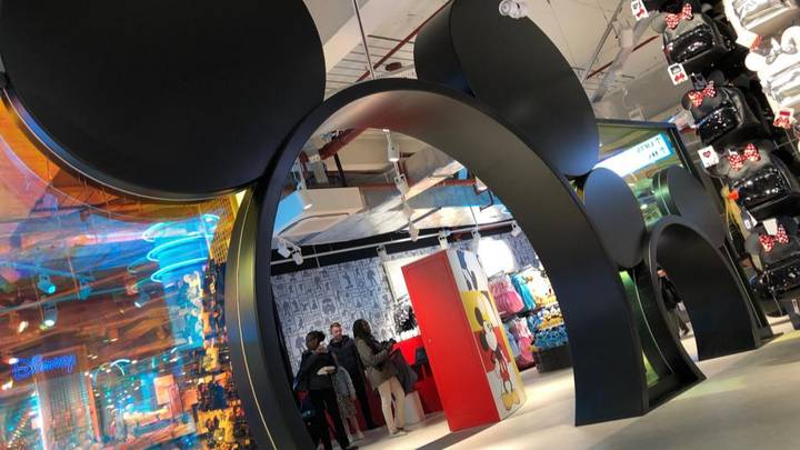 First Pictures From Inside World's Biggest Primark
