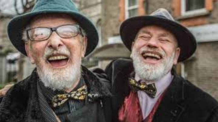 Two Old Boys Just Got Married To Avoid Inheritance Tax