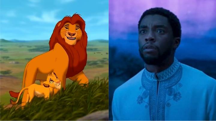Was There A 'Lion King' Easter Egg In 'Black Panther' That We All Missed?