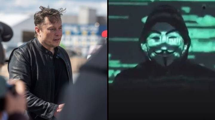 Anonymous Issues Warning To Elon Musk Over Cryptocurrency Tweets