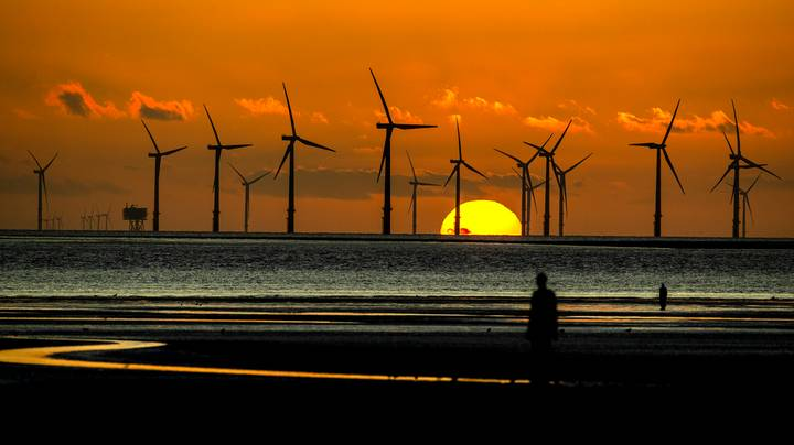 Wind Power Could Provide Enough Clean Energy For The World By 2045