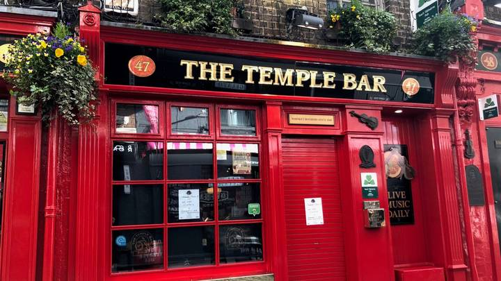 Man Shocked By Huge Bill After Buying Seven Pints In Dublin