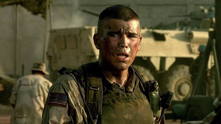 Take A Look Back At 'Black Hawk Down' And You'll Realise Its Cast Is Amazing