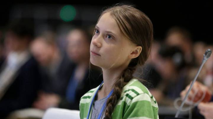 Greta Thunberg Has Been Named As TIME's 2019 Person Of The Year