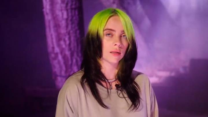 Billie Eilish Says She Was Abused When She Was Younger