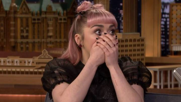 Maisie Williams Accidentally Drops Major 'Spoiler' About The Game Of Thrones Season Finale