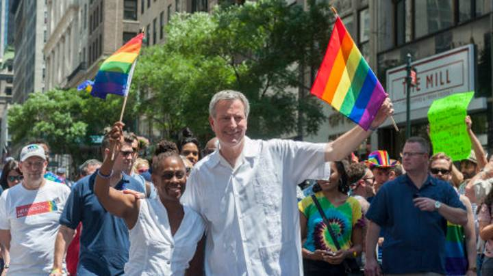 People In New York City Can Now Change Gender To 'X'