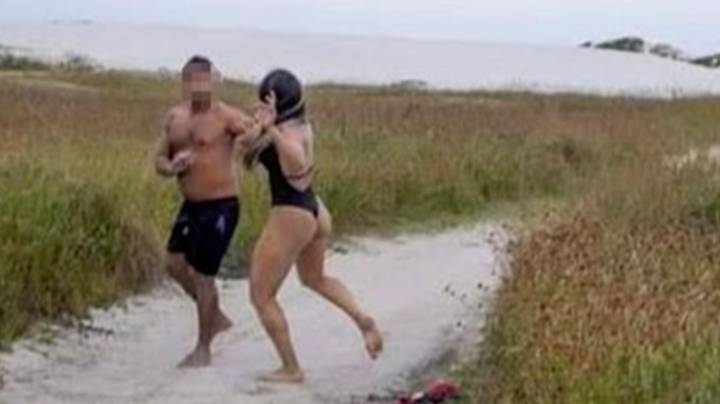 MMA Fighter Traumatised By Man Allegedly Masturbating At Photo Shoot