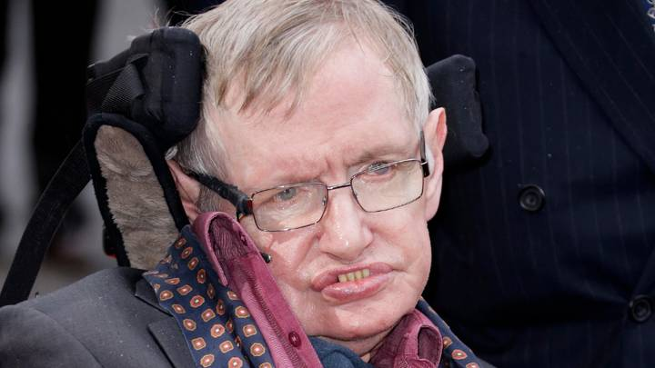 ​Stephen Hawking Said The Biggest Mystery He Couldn't Solve Was Women