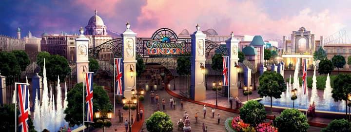 British 'Disneyland' Is Set To Open In 2021