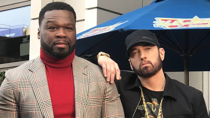 50 Cent Says Eminem Is 'Best Rapper In The World'