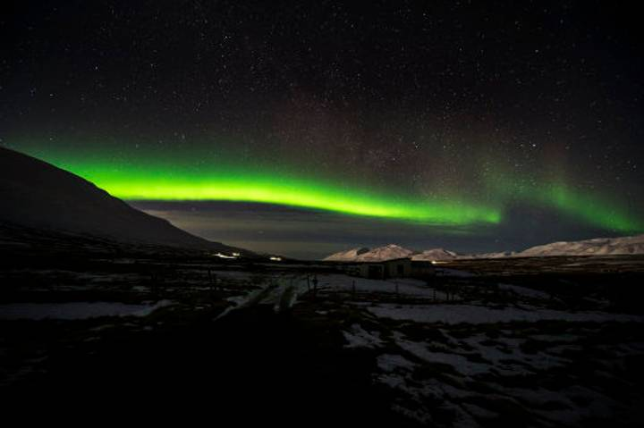 Northern Lights Shows Are Possible In The UK Tonight