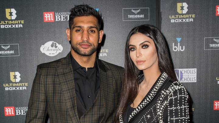 Amir Khan Hits Back At Trolls Who Criticised Him For Celebrating Christmas