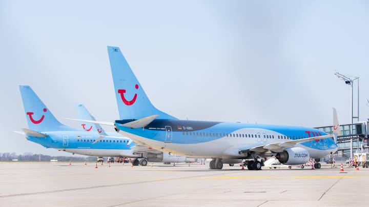 Tui Plane In 'Serious Incident' After Every 'Miss' On Board Assigned Child's Weight