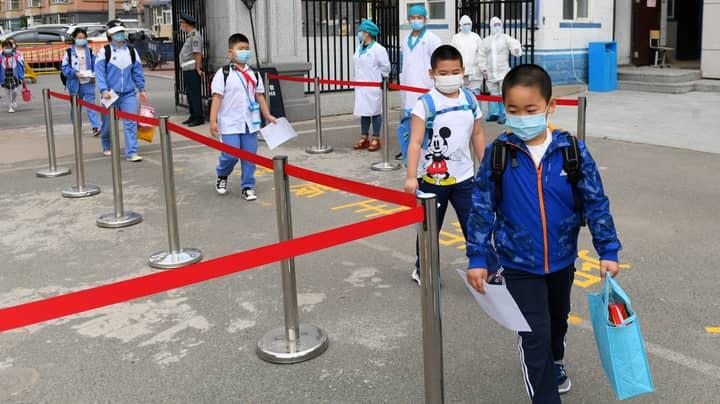 Beijing Closes Schools As Second Wave Of Coronavirus Hits