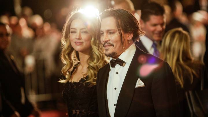 Johnny Depp Claims To Have Submitted 87 Videos Of Amber Heard 'Attacking Him' To Court