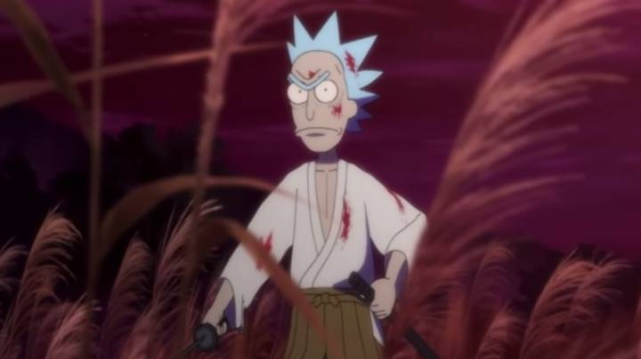 Adult Swim Releases Rick And Morty Mini-Episode And It's Very Intense