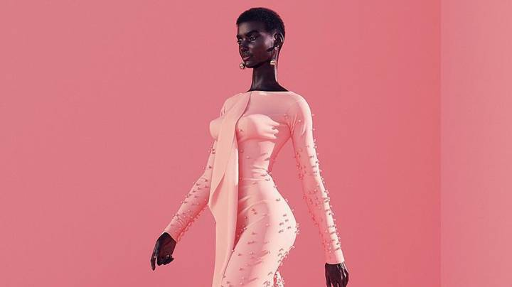 Stunning Instagram Model Revealed To Be CGI