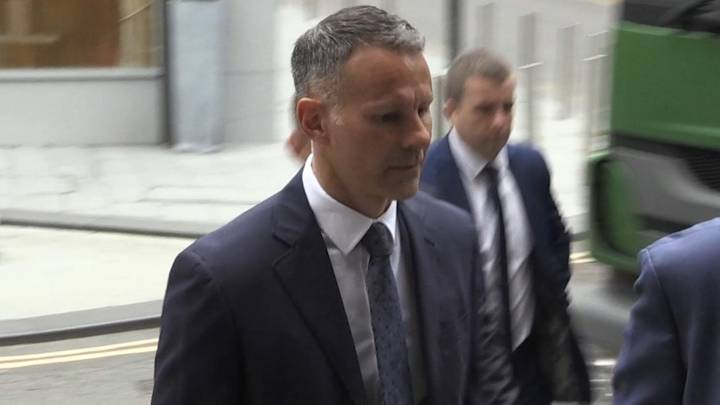 Ryan Giggs Trial Set For 2022 On Ex-Girlfriend Assault Charge