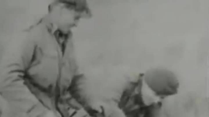 This Footage Of Soldiers On LSD Is Weird As Hell