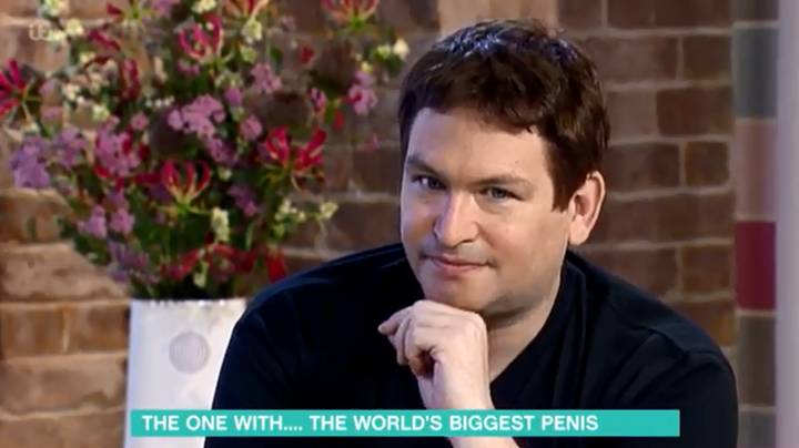Man With 'World's Biggest Penis' Says He's Slept With Oscar-Winner