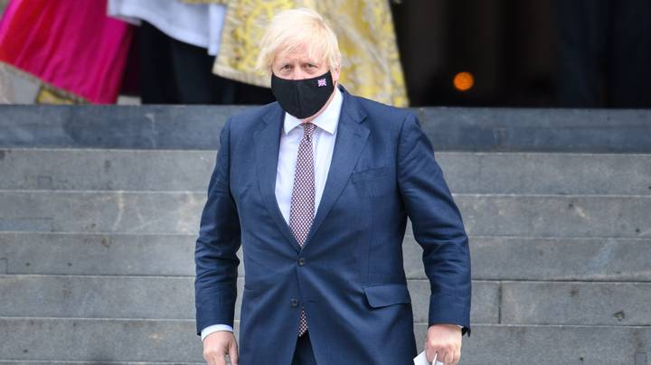 Boris Johnson And Rishi Sunak Now Will Isolate After Being Contacted By Test And Trace In Government U-Turn