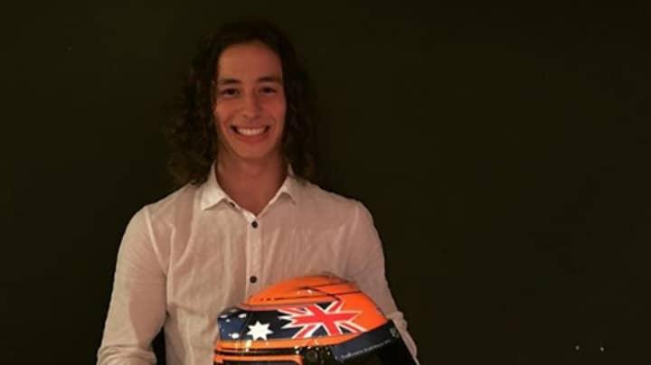 Formula Three Driver Alex Peroni In Horror Crash During Italian Grand Prix