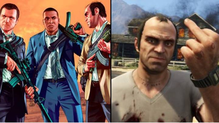 Grand Theft Auto V Is Now Five Years Old