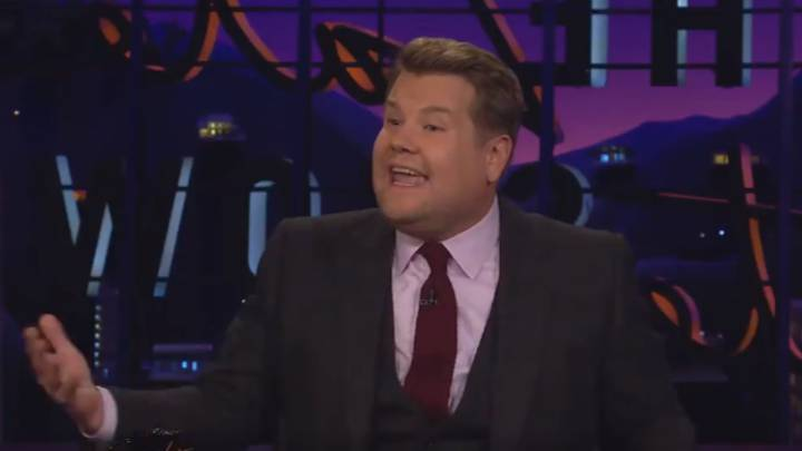 James Corden Mocks Accusations He Doesn't Drive On Carpool Karaoke