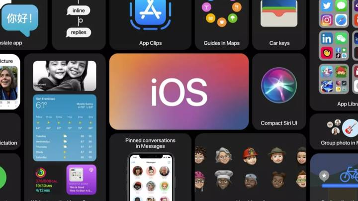 Apple Offers First Look At iOS Software With Some New Features