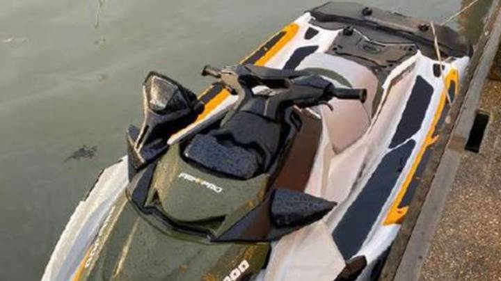 Drug Smugglers Jailed After Jet Ski Runs Out Of Fuel Crossing North Sea
