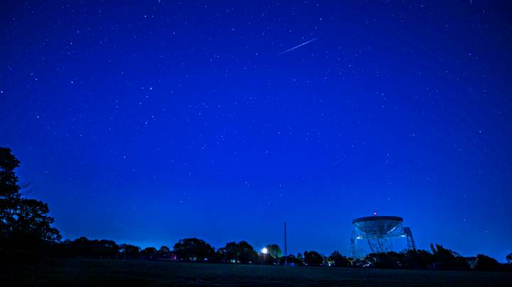 Radio Bursts From Deep Space Show 'Repeating' Pattern