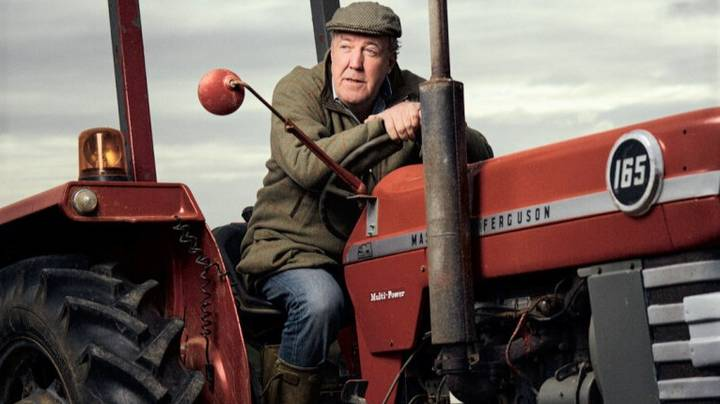 Jeremy Clarkson Nicknamed 'The Wolf Of Chipping Norton' After Tractor Chaos