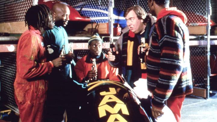 Someone Stole The 'Cool Runnings' Bobsled From A Calgary Bar