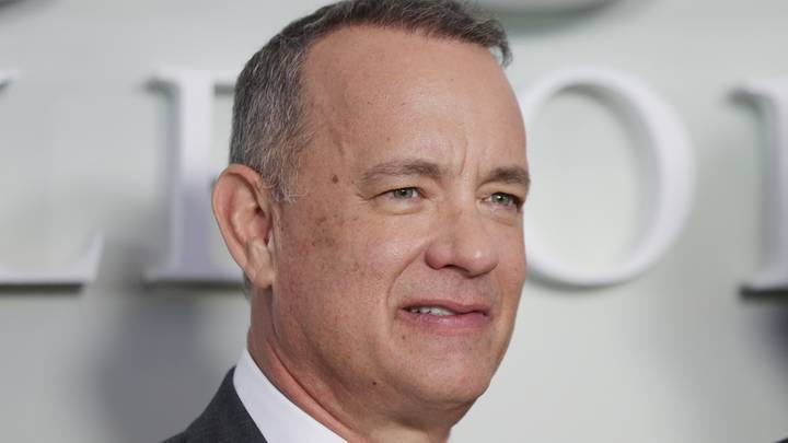 Tom Hanks Named Greatest Actor In Entertainment History