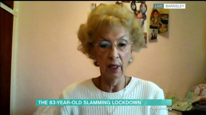 Pensioner Who Doesn't 'Give A Sod' About Lockdown Didn't Isolate With Coronavirus Symptoms