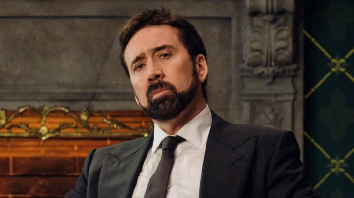 Nicolas Cage To Host New Netflix Series History Of Swear Words
