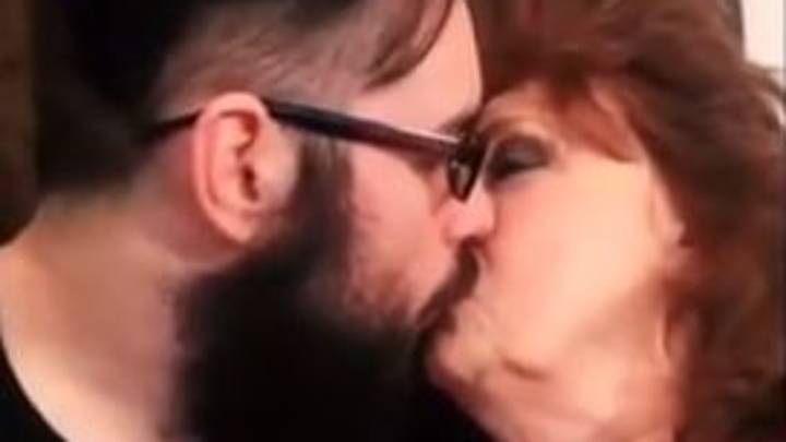 Couple With 53-Year Age Gap Have TikTok Channel Of Them Miming Songs To Each Other And Kissing