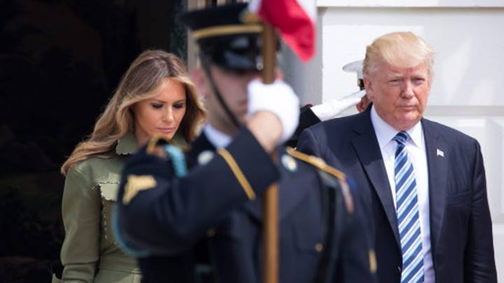Melania Trump 'Liked' A Twitter Post Which Mocked Her Marriage