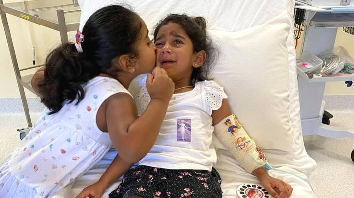 Daughter Of Biloela Family Held On Christmas Island Evacuated To Perth For Medical Emergency