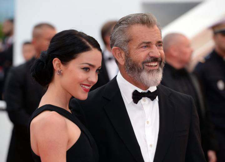 Mel Gibson Forced To Defend His Relationship's 34-Year Age Gap