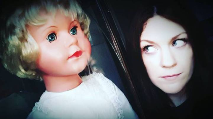 Woman's 'Haunted Doll' Causes 'Nausea And Headaches' Just By Looking At Her Photo