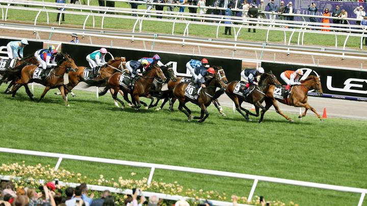 Man Dumped At Melbourne Cup Just Before He Won Nearly $800,000
