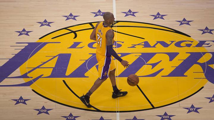 More Than A Million People Sign Petition For Kobe Bryant To Become New NBA Logo