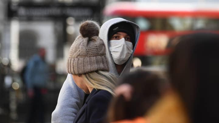 Number Of Confirmed Cases Of Coronavirus In UK Has Risen To 115