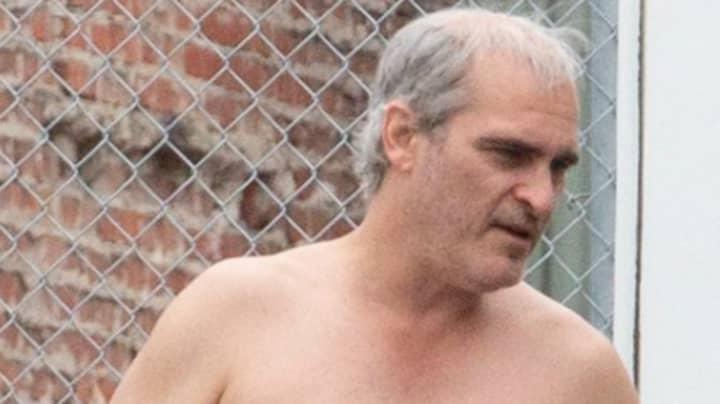 Joaquin Phoenix Undergoes Body Transformation For New Role