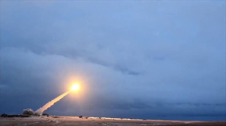 Russia Is Developing A Missile That Can Fly Around The World For Years