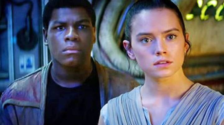 Star Wars' John Boyega Faces Backlash Over Joke About Rey's Sex Life