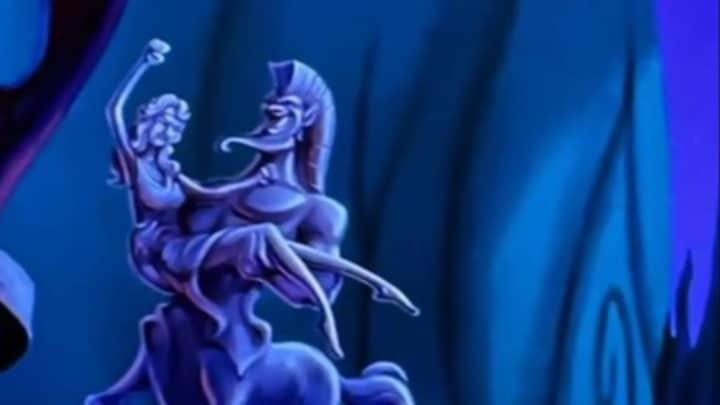 Disney Fan Spots Hidden Dark Detail In Hercules Scene