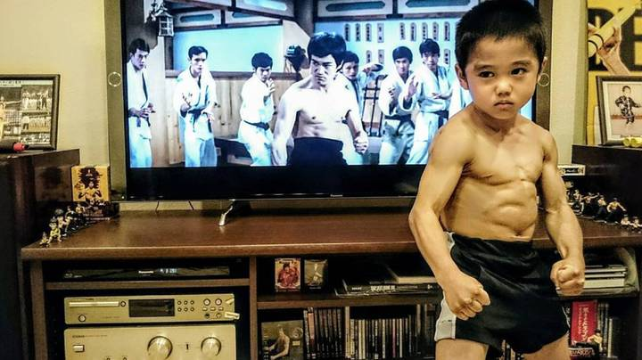 This Seven-Year-Old Could Easily Take You In A Fight